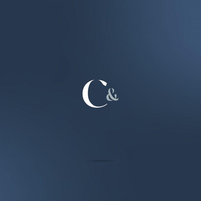 studio legale calzoni logo design